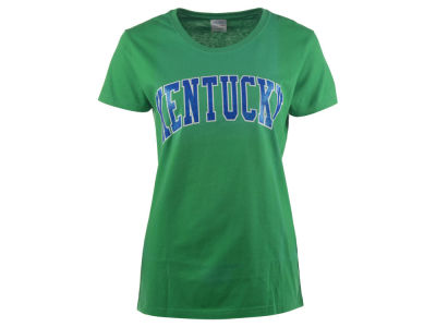 Kentucky Wildcats NCAA Women's Glitter Arch T-Shirt