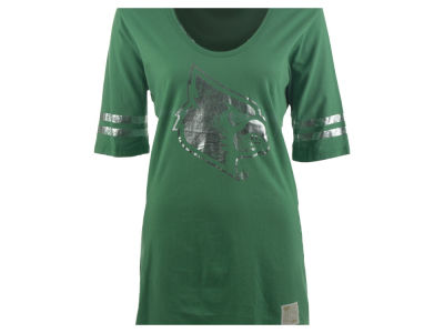 Louisville Cardinals NCAA Women's St. Pattys Foil T-Shirt