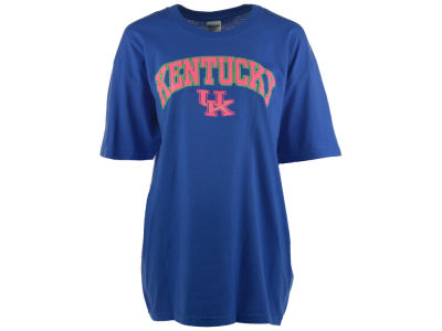Kentucky Wildcats NCAA Ladies Neon Arch T-Shirt