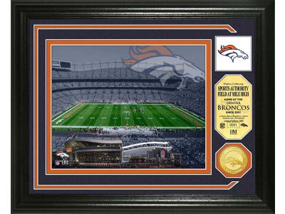 Denver Broncos Photo Mint Coin-Bronze
