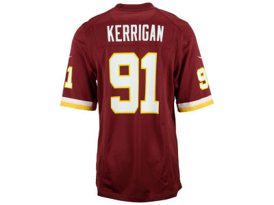 Washington Redskins Ryan Kerrigan Nike NFL Men's Game Jersey