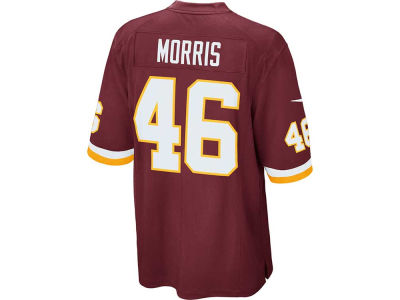 Washington Redskins Alfred Morris Nike NFL Men's Game Jersey