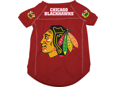 Chicago Blackhawks Medium Pet Jersey