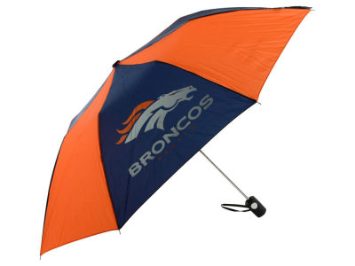 Denver Broncos Automatic Folding Umbrella