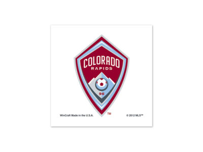 Colorado Rapids Tattoo 4-pack