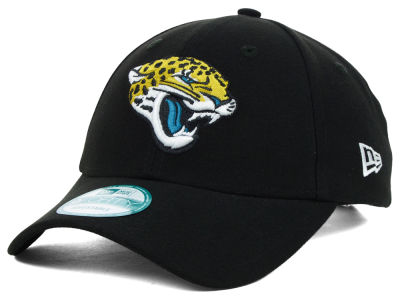 Jacksonville Jaguars New Era NFL League 9FORTY Cap