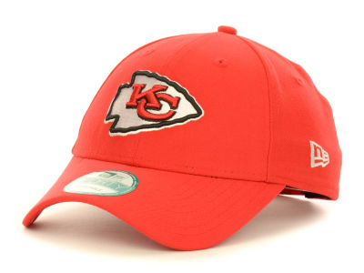 Kansas City Chiefs New Era NFL League 9FORTY Cap