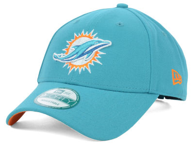 Miami Dolphins New Era NFL League 9FORTY Cap