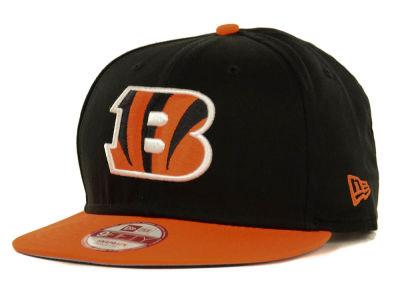 b35c3f8ca62 Cincinnati Bengals New Era NFL Baycik 9FIFTY Snapback Cap