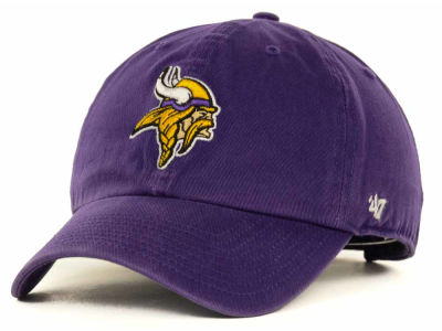 Minnesota Vikings '47 NFL '47 CLEAN UP Cap