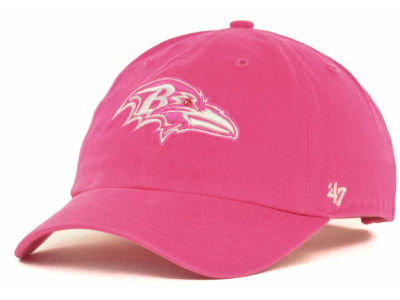 Baltimore Ravens '47 NFL Womens Berry Clean Up Cap