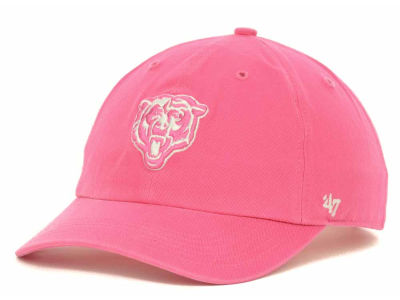 Chicago Bears '47 NFL Womens Berry Clean Up Cap