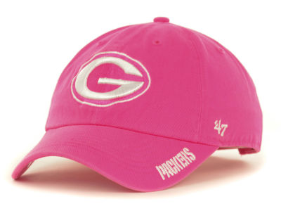 Green Bay Packers '47 NFL Womens Berry Clean Up Cap