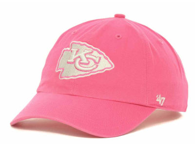 Kansas City Chiefs '47 NFL Womens Berry Clean Up Cap