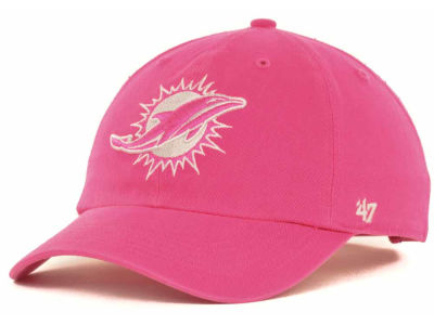 Miami Dolphins '47 NFL Womens Berry Clean Up Cap