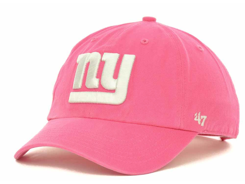 New York Giants  47 NFL Womens Berry Clean Up Cap  0c16e55bb