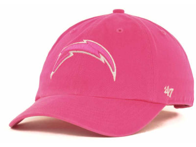 San Diego Chargers '47 NFL Womens Berry Clean Up Cap