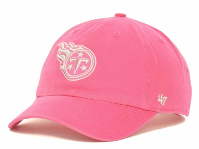 Tennessee Titans '47 NFL Womens Berry Clean Up Cap