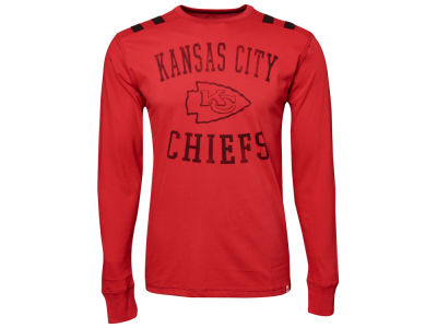 Kansas City Chiefs NFL Bruiser Long Sleeve T-Shirt
