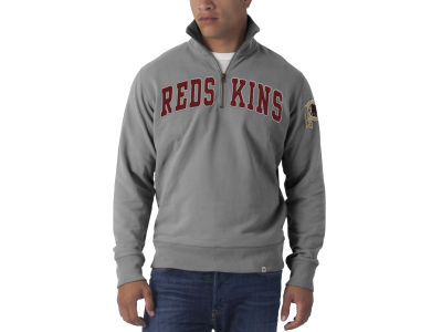 Washington Redskins NFL Striker 1/4 Zip Pullover