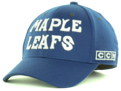 Toronto Maple Leafs Reebok NHL JC Core Basic Flex Fit Hat