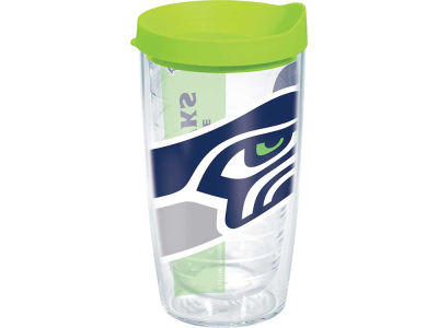 Seattle Seahawks 16oz. Colossal Wrap Tumbler with Lid