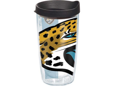 Jacksonville Jaguars 16oz. Colossal Wrap Tumbler with Lid