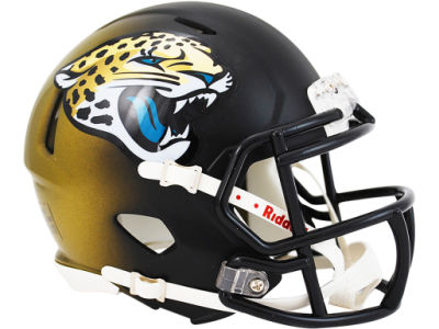 Jacksonville Jaguars Speed Mini Helmet
