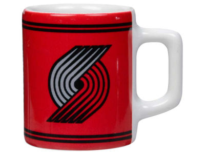 Portland Trail Blazers Sublimated Mini Mug-2oz.