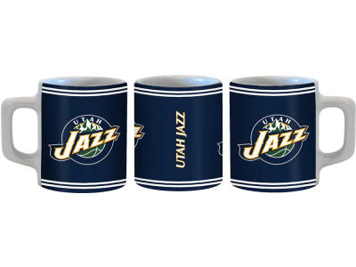 Utah Jazz Sublimated Mini Mug-2oz.
