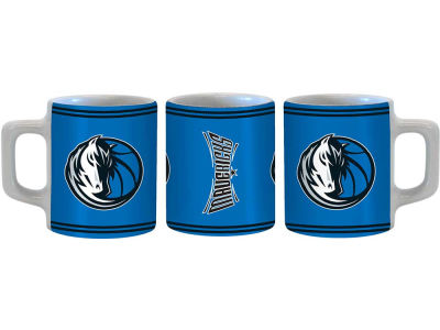 Dallas Mavericks Sublimated Mini Mug-2oz.