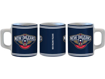 New Orleans Pelicans Sublimated Mini Mug-2oz.