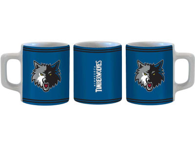 Minnesota Timberwolves Sublimated Mini Mug-2oz.