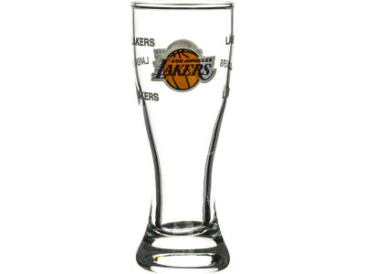 Los Angeles Lakers Satin Etch Mini Pilsner