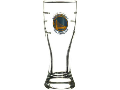Golden State Warriors Satin Etch Mini Pilsner
