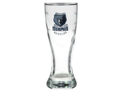 Memphis Grizzlies Satin Etch Mini Pilsner