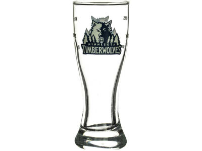 Minnesota Timberwolves Satin Etch Mini Pilsner