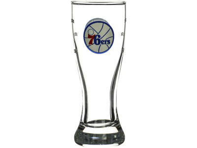 Philadelphia 76ers Satin Etch Mini Pilsner