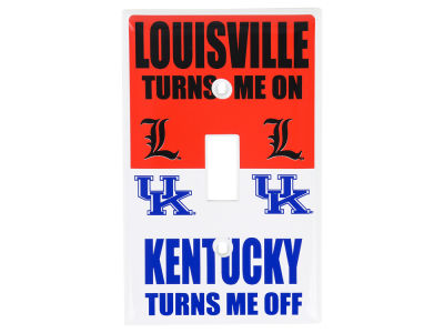 Louisville Cardinals Switch Plate Cover