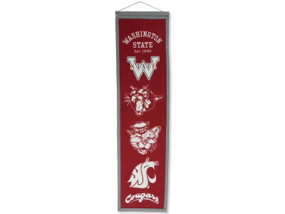 Washington State Cougars Winning Streak Heritage Banner