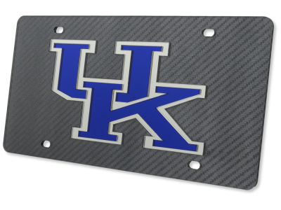 Kentucky Wildcats Carbon Laser Tag
