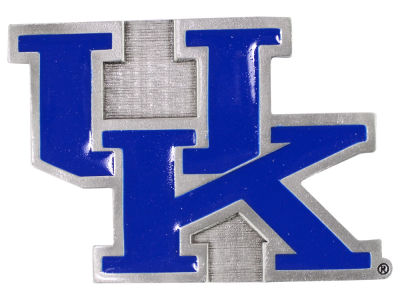 Kentucky Wildcats Metal Auto Emblem