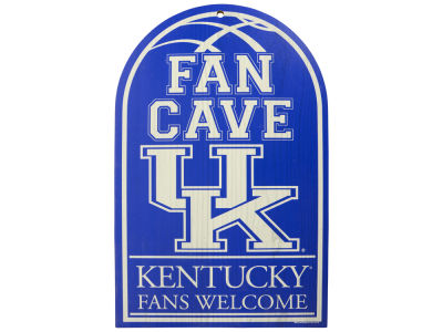 Kentucky Wildcats 11x17 Wood Sign