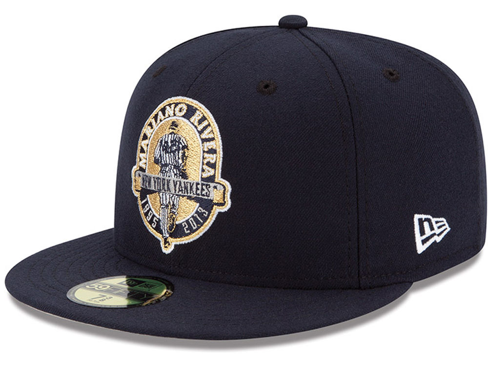 f7d8fa901f1 New York Yankees New Era MLB 2013 Mariano Rivera 59FIFTY Cap