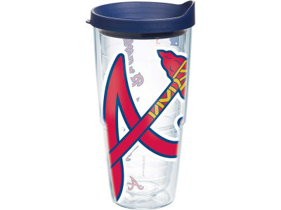 Atlanta Braves 24oz. Colossal Wrap Tumbler