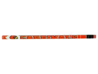 Louisville Cardinals Single Pencil