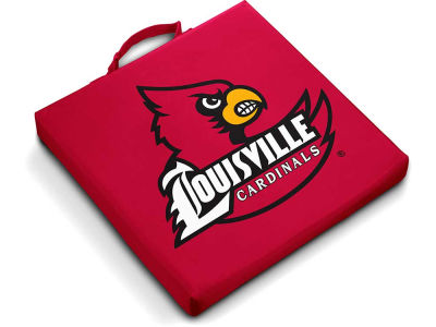 Louisville Cardinals Stadium Seat Cushion-Logo