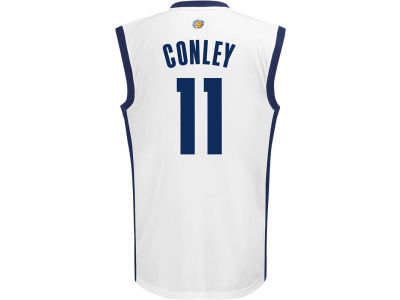 Memphis Grizzlies Mike Conley  adidas NBA Rev 30 Replica Jersey
