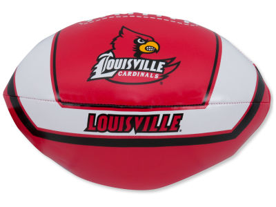 Louisville Cardinals Softee Goaline Football 8inch