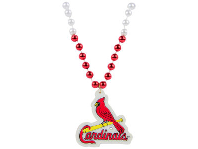 St. Louis Cardinals Wincraft Team Logo Beads-Rico